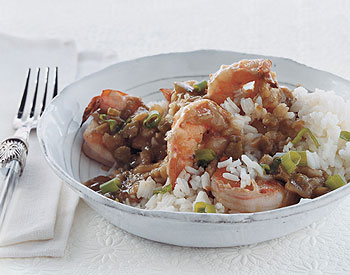 Cajun shrimp stew photo 1