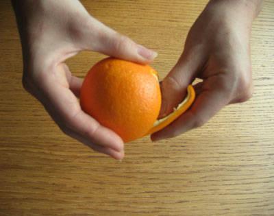 Candied citrus peel photo 3