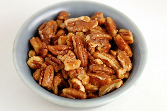 Candied pecans photo 2