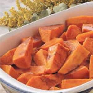Candied sweet potatoes photo 2