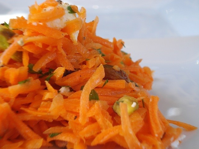 Carrot salad photo 2