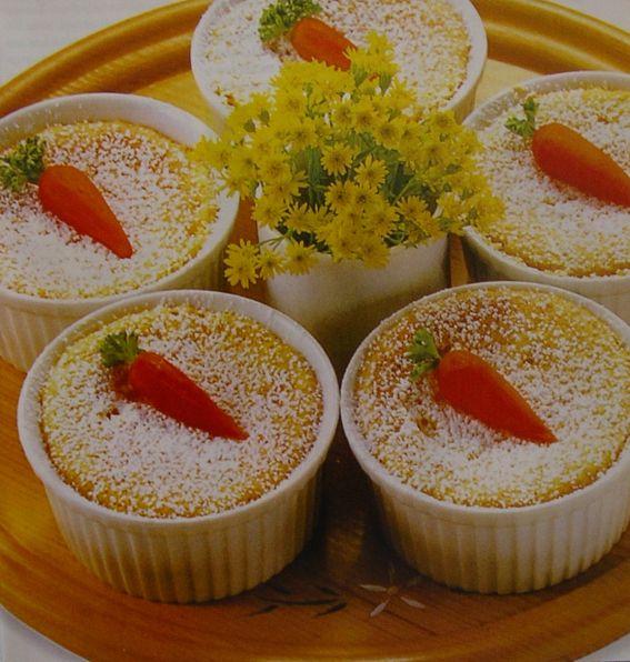 Carrot souffle photo 3