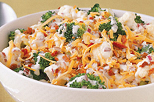Cauliflower salad bowl photo 2