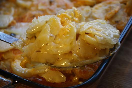 Cheese potatoes photo 3