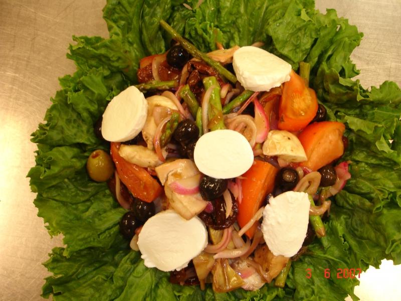 Chef salad photo 1