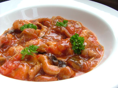 Chicken cacciatore photo 2