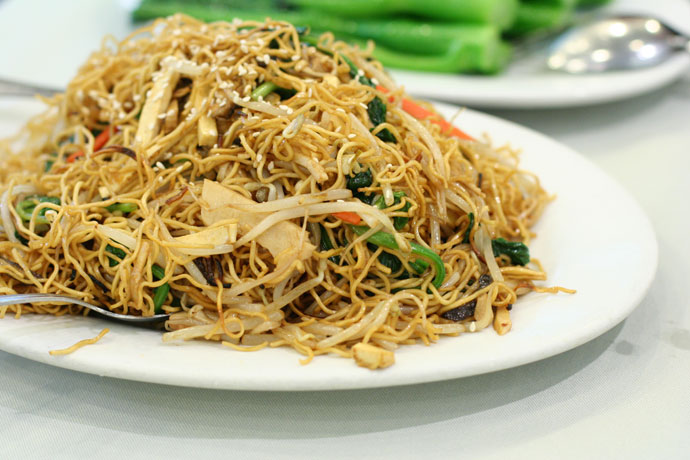 Chicken chow mein photo 3