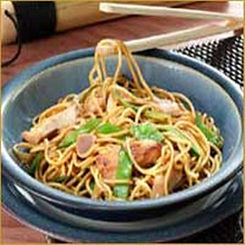 Chicken chow mein photo 2