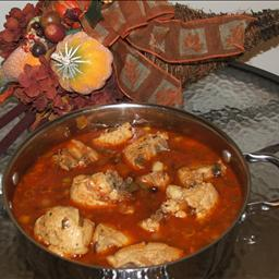 Chicken fricassee cuban style photo 1