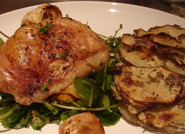Chicken jerusalem photo 3