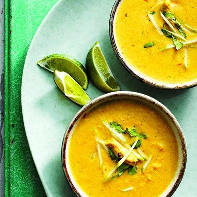 Chicken mulligatawny soup photo 2