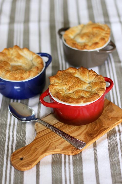 Chicken pot pie photo 1
