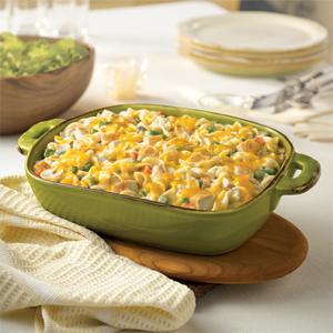Chicken salad casserole photo 1