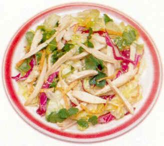 Chicken salad supreme photo 1