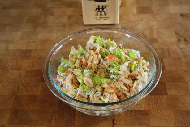 Chicken salad supreme photo 2