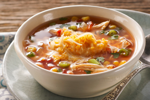 Chicken soup photo 3