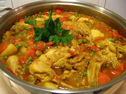 Chicken stew photo 3