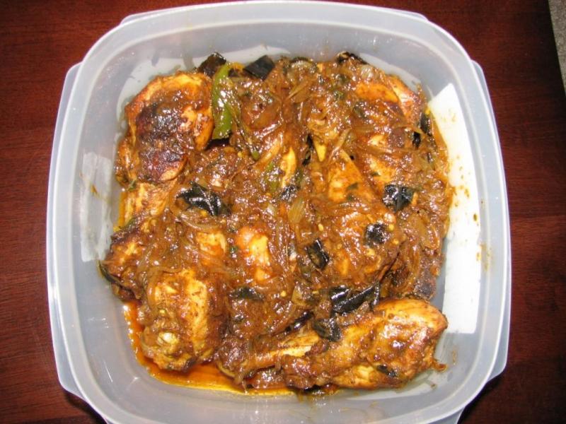 Chicken stew photo 1