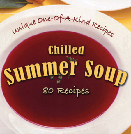 Chilled summer squash soup photo 3