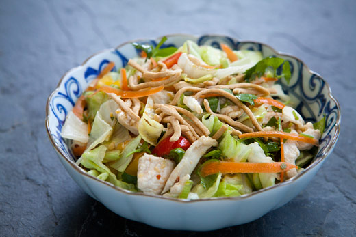 Chinese chicken salad photo 3