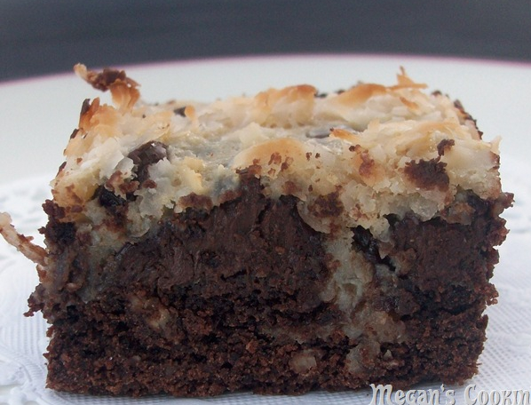 Chocolate almond bars photo 3