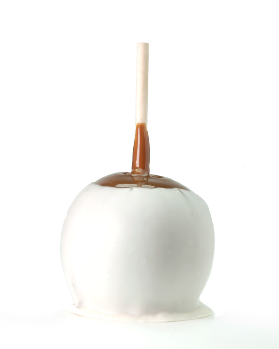 Chocolate caramel apples photo 3