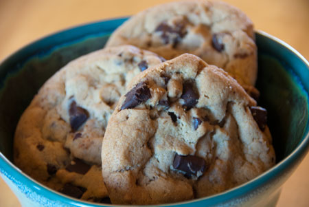 Chocolate chip cookie mix photo 1
