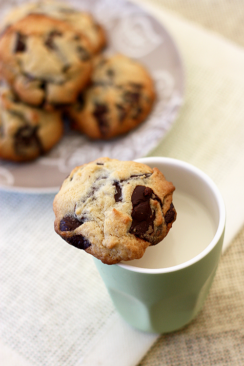 Chocolate chip cookies photo 2