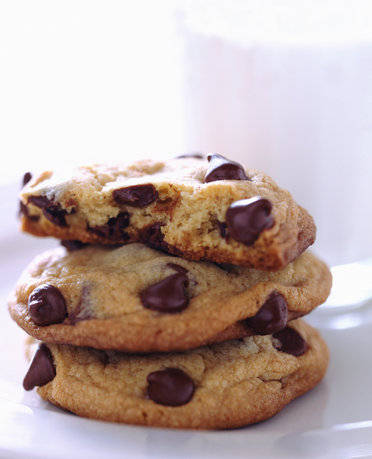 Chocolate cookies photo 3