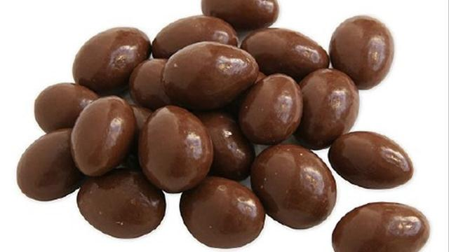 Chocolate covered peanuts photo 2