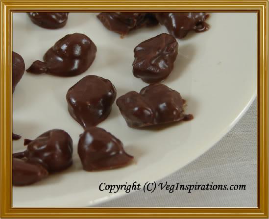 Chocolate covered raisins photo 10