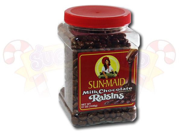 Chocolate covered raisins photo 8