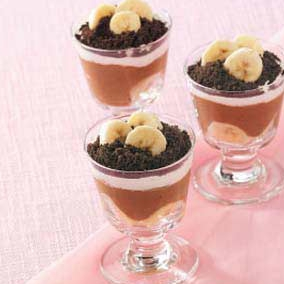 Chocolate parfaits photo 4