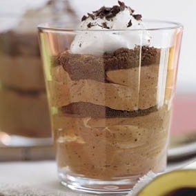 Chocolate parfaits photo 1