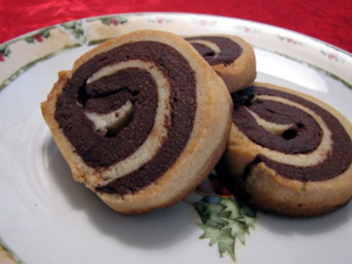 Chocolate pinwheels photo 1