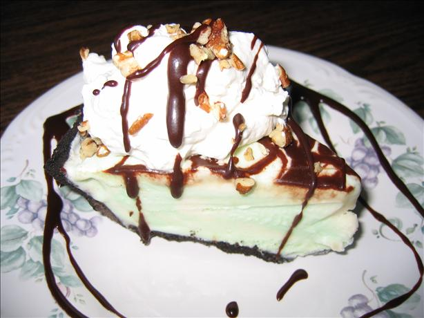 Chocolate sundae pie photo 2