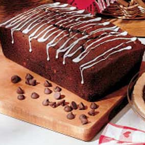 Chocolate tea bread photo 1