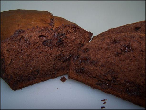 Chocolate tea bread photo 2