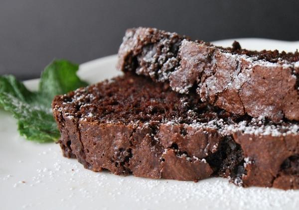 Chocolate zucchini bread photo 3