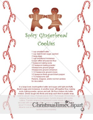 Christmas gingerbread cookies photo 9