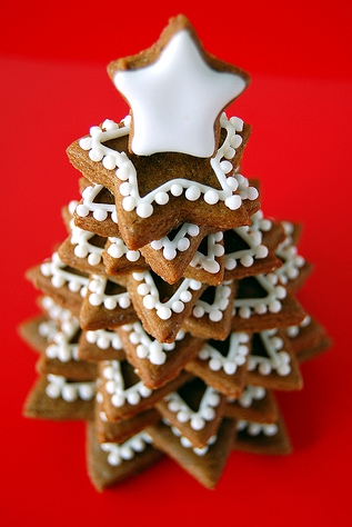 Christmas gingerbread cookies photo 2