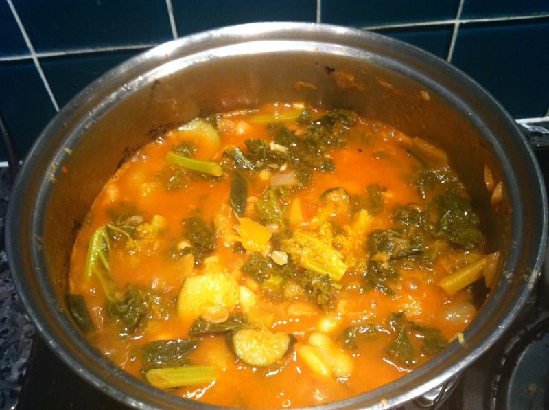 Chunky italian soup photo 1