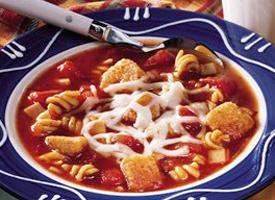 Chunky italian soup photo 3