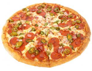 Chunky pizza soup photo 3