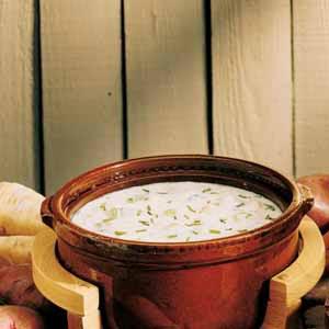 Chunky potato soup photo 1