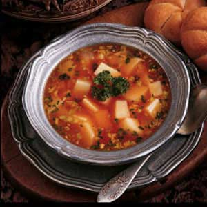 Chunky potato soup photo 2