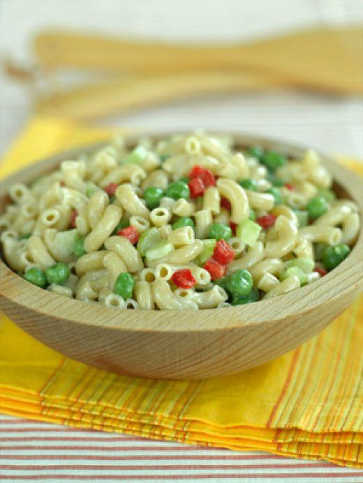 Classic macaroni salad photo 1