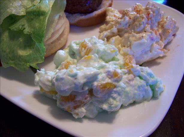 Coconut ambrosia salad photo 3