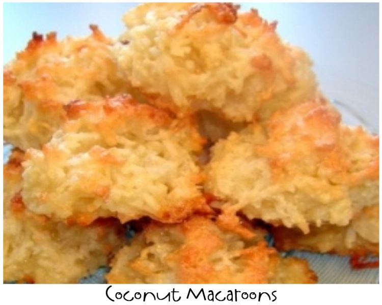 Coconut cookies photo 2