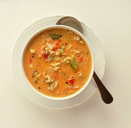 Conch chowder photo 1